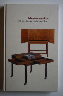 2000 DANISH FURNITURE DESIGN Hans Wegner ARNE JACOBSEN Mestervaerker