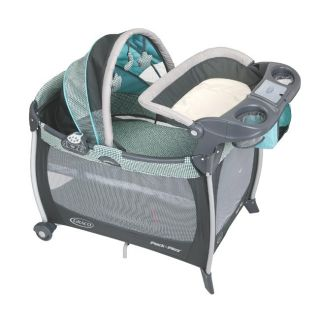 Graco Pack N Play Travel Lite Mini Windsor Portable Crib