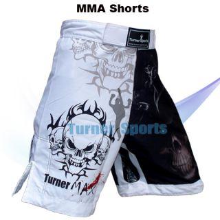 Fight Shorts Kick Boxing MMA Cage UFC Grappling Short