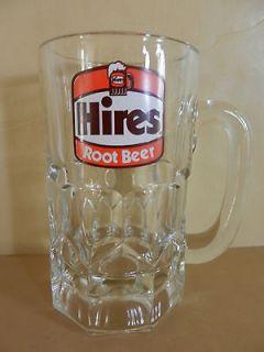 hires root beer mug