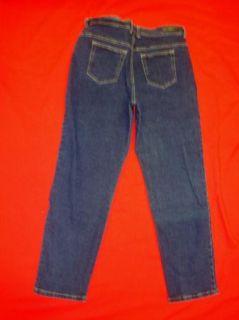 Gloria Vanderbilt Blue Stretch Classic Jeans 16 P A89