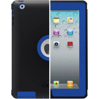 NEW iPad 4 3 2 DEFENDER SERIES GENUINE OTTERBOX CASE COVER DEEP SEA