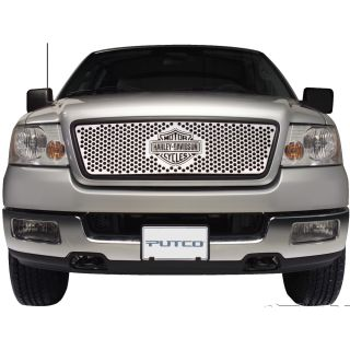 52142 Putco Harley Davidson Punch Grille Insert F150   with Honeycomb