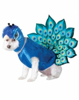 Animal Planet Halloween Dog Pet Costume Peacock Pet