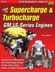 Supercharge & Turbocharge GM LS Engines  Roots & Centrifugal Blowers 5