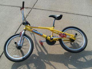 Haro zippo fusion bmx bike