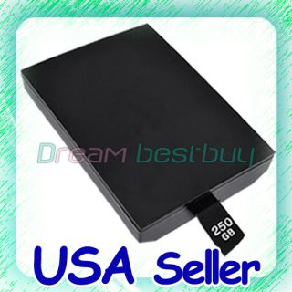 Hard Disk Drive HDD Caddy Case Shell for Xbox 360 Slim