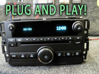 Chevy GMC CD Disc  Player Stereo Sierra Tahoe Yukon Silverado 07 08