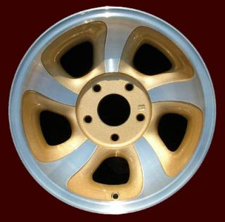 5063A Chevrolet S15 S10 Blazer GMC Jimmy Sonoma 15 Used Wheels Alloy