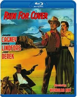 Title RUN FOR COVER Blu ray New