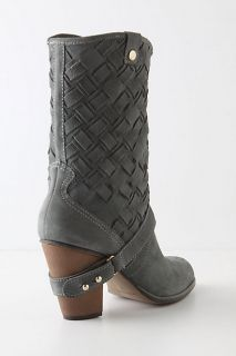Anthropologie Riding Boots Booties Madison Harding  6