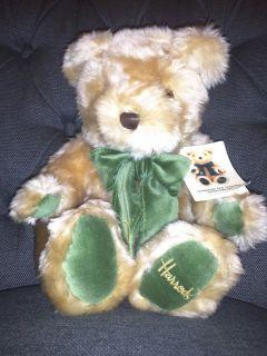 HARRODS 10 Teddies Anniversary Bear 1995 Mint w/Original Tags