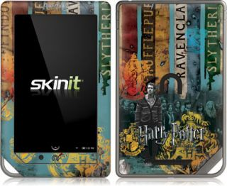 Skinit Harry Potter Houses Skin for Nook Color Nook Tablet by Barnes