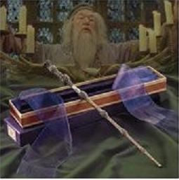 Harry Potter Movie Replica Albus Dumbledore Prop Wand