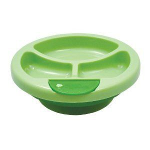 Green Sprouts Eco Friendly Baby Food Warming Dish Plate