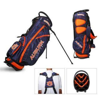 Auburn University Team Golf Stand Bag NCAA Free Bonus