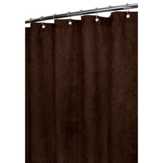 Carnation Home Fashions Extra Long Heavy Gauge Vinyl Shower Curtain