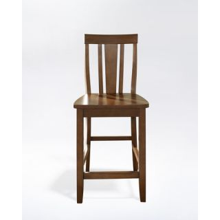 Hillsdale Midtown 25 Swivel Wood Back Counter Stool   4324 825