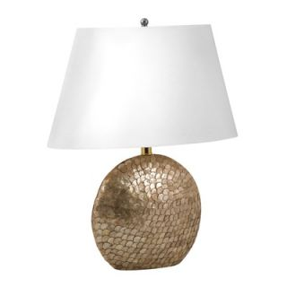 Uttermost Sabine Oval Table Lamp