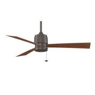 Monte Carlo Fan Company 52 Traverse 5 Blade Semi Flush Ceiling Fan