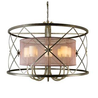 Minka Lavery Aston Court 6 Light Pendant   4746 206
