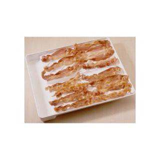 Nordicware Microwave 12 Bacon Tray and Food Defroster