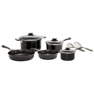 WearEver Authentic Porcelain enamel 10 Piece Cookware Set   D921SA64