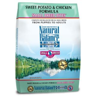Sweet Potato and Chicken Small Breed Bites Dry Dog Food (12.5 lb Bag