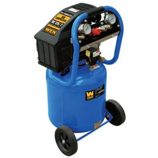 WEN 10 Gallon 2 HP Vertical Tank Compressor