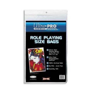 Ultra Pro 10 x 13 Role Playing Comic