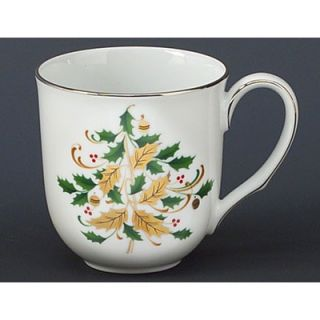 Noritake Stoneleigh 13 oz Holiday Mug (Set of 4)   4062 502D