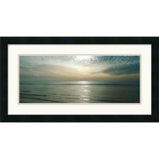 Art Serenity by Ruth Burke Framed Art Print   14 x 26   DSW141591