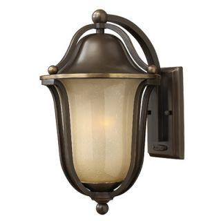 Hinkley Lighting Bolla 15 Energy Star Outdoor Wall Lantern in Olde