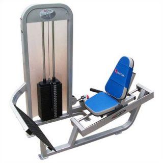 Quantum Fitness I Series Commercial 15 Degree Leg Press/Calf Raise