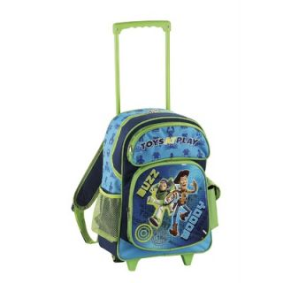 Disney by Heys Toys At Play 17 Rolling Backpack   ST3010 RBP