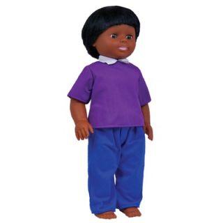 Ge Ready Kids African American Boy Doll