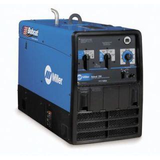 Miller Electric Mfg Co 250 Welder/Generator With 23HP Subaru Engine
