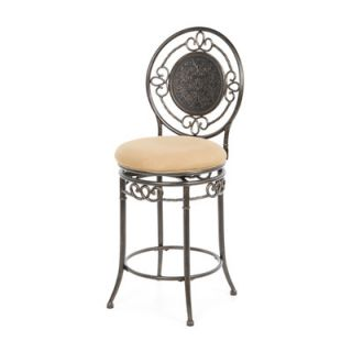 hillsdale richland 26 swivel counter stool 4667 826