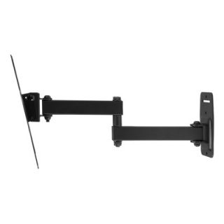 Mounts Full Motion Wall Mount for 10   32 Flat Panel TVs