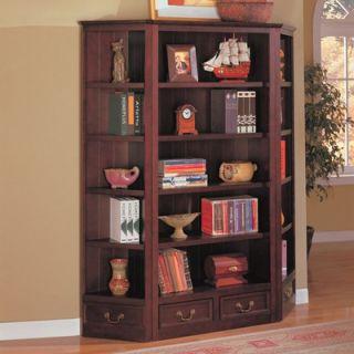 Wildon Home ® St. Paul 32.5 Bookcase in Cappuccino