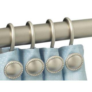 Zenith Shower Hooks (12 per pack)