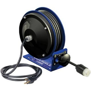 Coxreels Coxreels   Pc10 Series Power Cord Reels Compact Light Reel