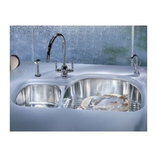 Franke Prestige Stainless Steel Double Bowl Kitchen Sink