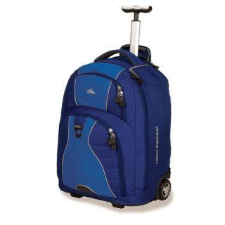 High Sierra Freewheel Rolling Laptop Backpack   WBP54065