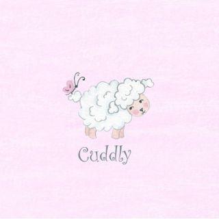 The Little Acorn Cuddly Canvas Wall Art