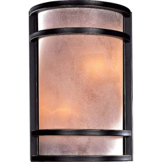 Minka Lavery Wall Sconce with Painted Restoration Bronze Finish