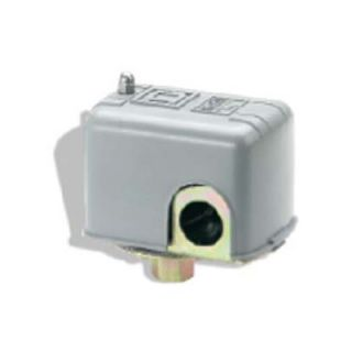 Wayne Water Systems 20 40 PSI, 0.38 Pipe Tap Square D Pressure Switch