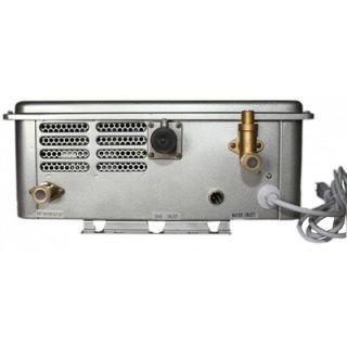 40H LP Outdoor Liquid Propane Tankless Water Heater   40 H LP