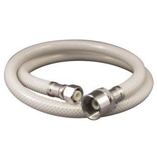 Plumb Craft 0.38 X 0.5 X 36 Faucet Supply Line   7308450N