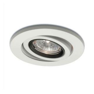 WAC 4 Low Voltage Gimbal Ring Recessed Lighting Trim   HR D417